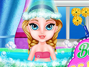 Baby Elsa Scandinave Spa Bath