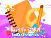 Back to School: Locker Essentials