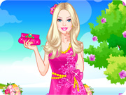 Barbie Bridesmaid Dress-Up