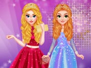 Beauty Makeover: Princesses Prom Night
