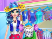 Candy Girl Dressup