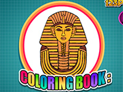 Coloring Book: Egypt