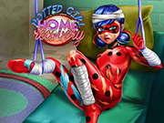 Dotted Girl Home Recovery