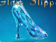 Elsa Glass Slipper