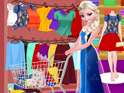 Elsa Summer Shopping