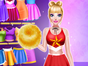 Fashionista Cheerleader Look
