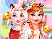 Princess Animal Dress up Party