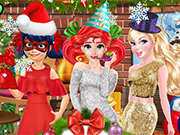 Princess New Year Party