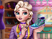 Princess Sneakers Design