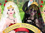 Princess Wedding: Classic or Unusual?
