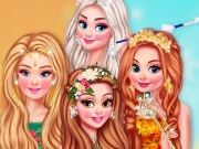 Princesses Of The 4 Seasons