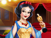 Snow White Hollywood Glamour