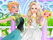 The Beautiful Princess Wedding