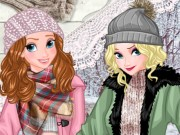 Winter Warming Tips for Princesses