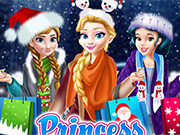 Christmas Mall Shopping