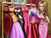 Sery Prom Dolly Dress up
